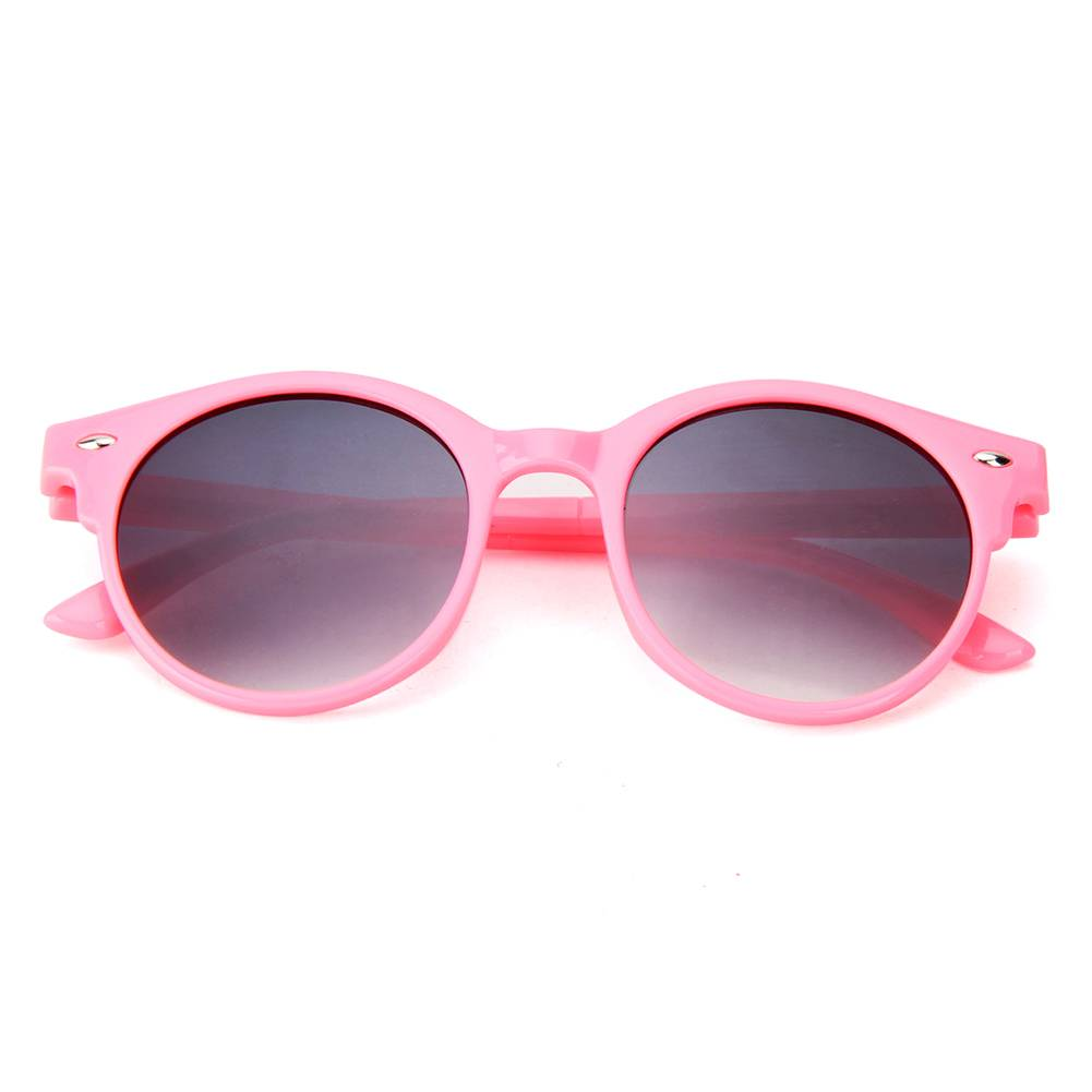 Professional China  Clip On Sunglasses - 2019  kids sunglasses boys girls Round UV400 glasses sunglasses children Lovely baby sun glasses gafas de sol mujer – Baolai