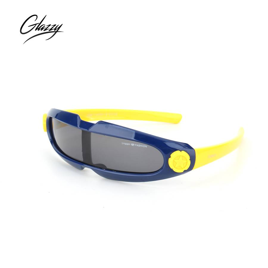Factory Cheap Hot Trending Sunglasses - Glazzy special design high quality polarized fold sunglasses safety eyewear  outdoor sunglasses for kids children – Baolai