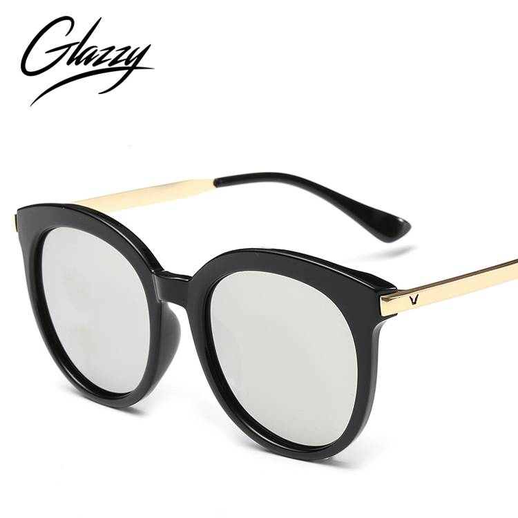 2020 wholesale price  Womens Sunglasses 2020 - Glazzy  Baby Boys Girls Kids Sunglasses Vintage Round Sun Glasses UV 400 Kids Sunglass with mirror lens – Baolai