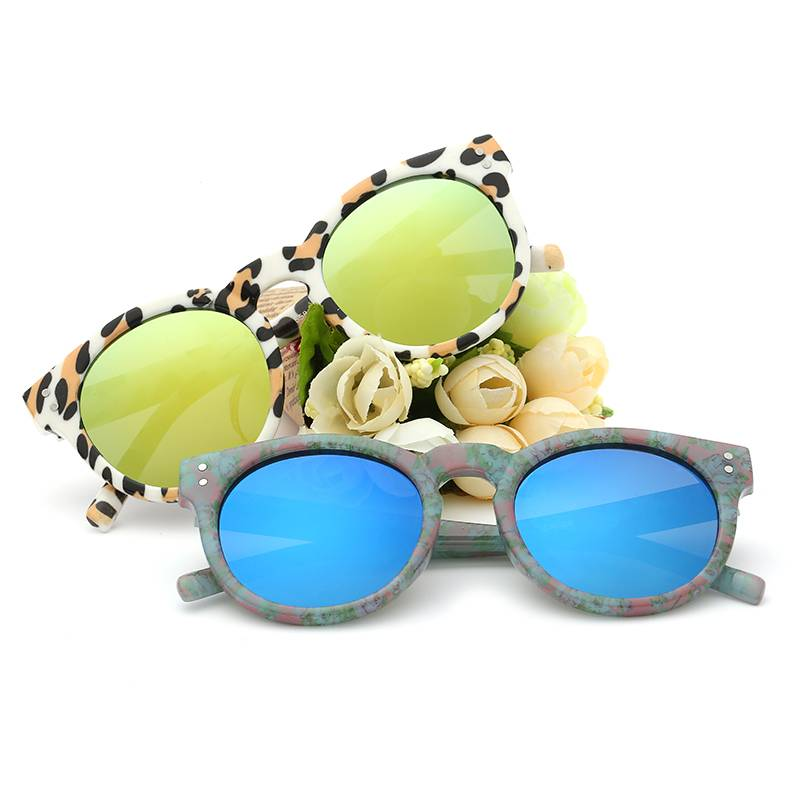 Competitive Price for Polarized Sunglasses Uv400 - Glazzy 2018 Kids Sunglasses Boys Brand Children Round Sun Glasses For Girls Baby Goggles UV400 kids sunglasses Children – Baolai
