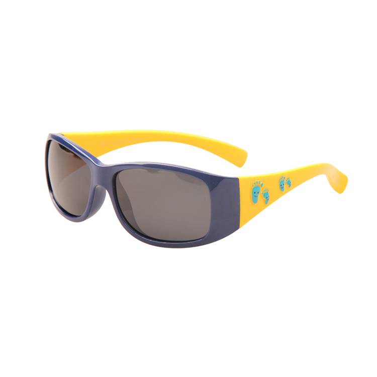 Guangzhou Tropic Winds Polarized Free Sample Sunglasses 2019 New design kids sunglasses