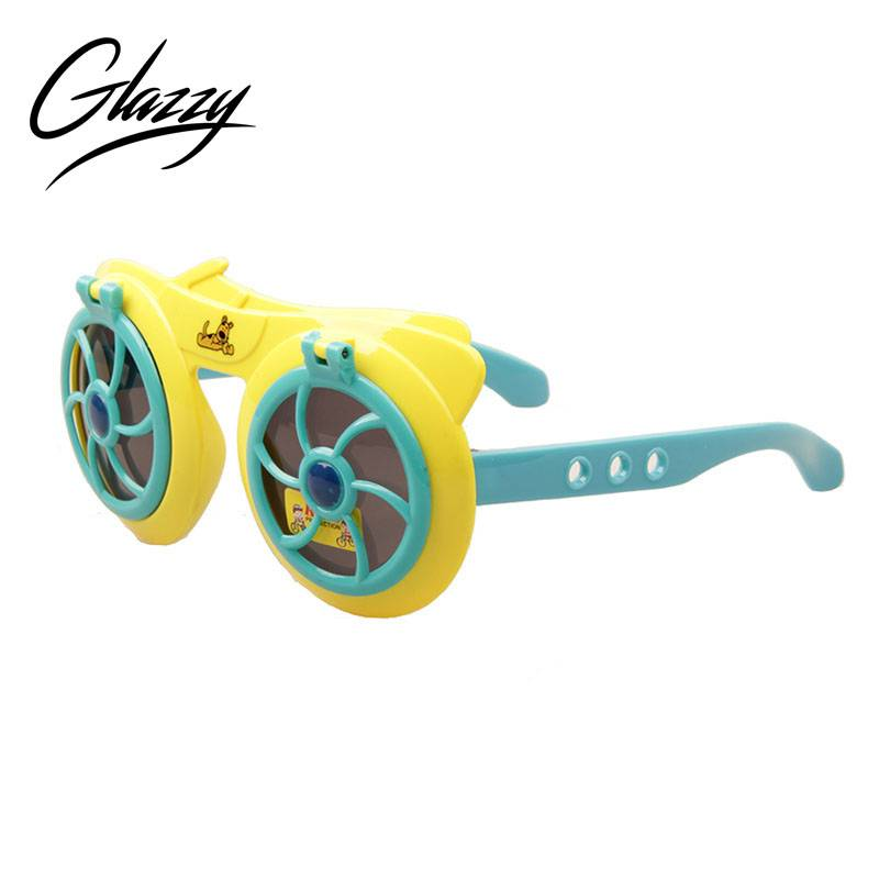 Discount wholesale Sunglasses Promotional - Glazzy collapsible cartoon toy children sunglasses fancy frame – Baolai