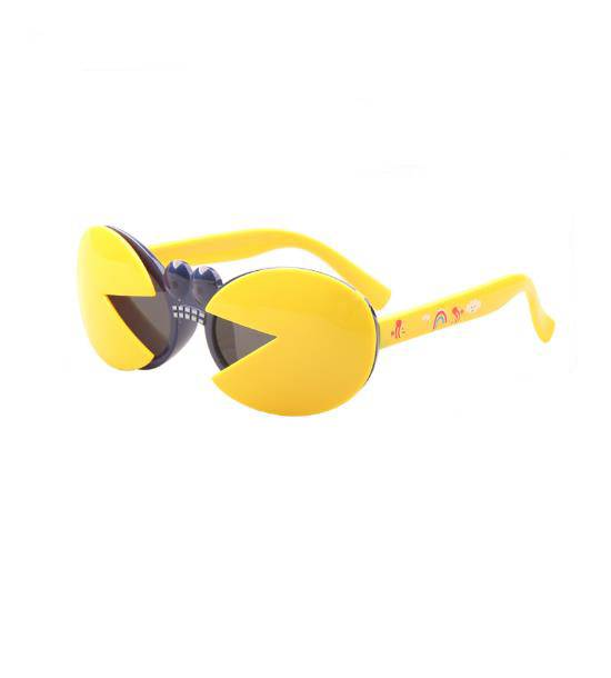 Factory wholesale new rubber polarized kids sunglasses with TAC polarized lens