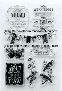 Chinese wholesale Card Craft Supplies - Perfectly Clear Stamp for Scrapbooking – Glitz Creatif
