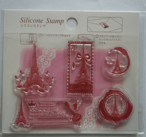 Hot-selling Flower Clear Stamps - Soft Clear Stamp – Glitz Creatif