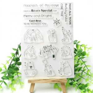 China Cheap price Create Your Own Ecard - Wholesale Scrapbook Clear Stamp for DIY Craft – Glitz Creatif