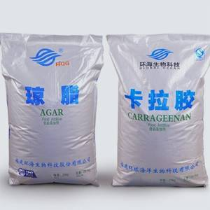 Chinese Professional food grade kappa carrageenan - Semi refined Carrageenan – HQG