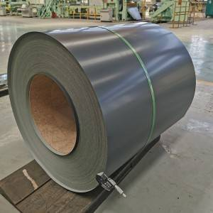 Color Coated Zinc Steel Perpaint Steel Coil