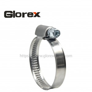Wholesale Discount Right Angle Hose Clamp - German type hose clamp – Glorex