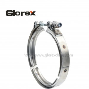 Super Lowest Price Plastic Hose Clamps - V-band clamp – Glorex