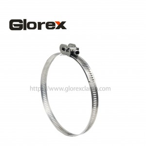 China Cheap price Radiator Hose Clamps - American quick release hose clamp – Glorex