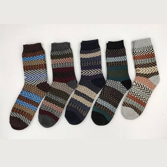 China Manufacturer for Fuzzy Socks Halloween - Men Knitted Socks – item#WKS2001-08 –  SHUN SHUI