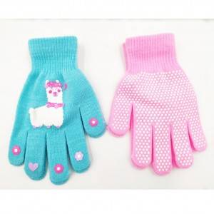 100% Original Factory Knitted Touchscreen Gloves - Gripper Gloves –  SHUN SHUI