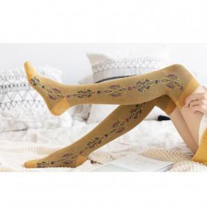 Good quality Halloween Cozy Socks - Female Over Knee High Socks – item#WKS2032 –  SHUN SHUI