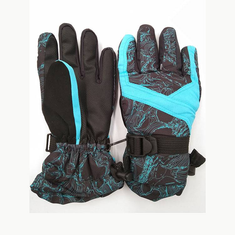 Best Price on  Knit Work Gloves - Ski Gloves –  SHUN SHUI detail pictures