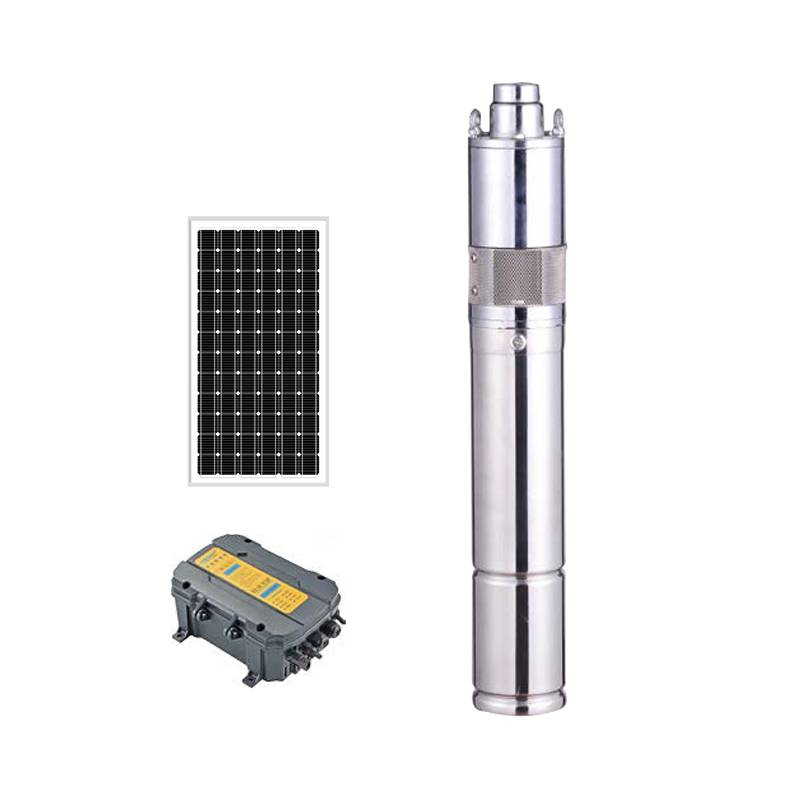 High quality Solar Submersible Water Pump