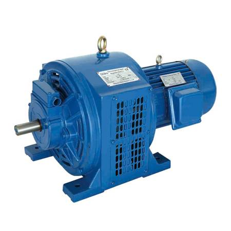 YCT  Series Three Phase Adjustable Electric Motor