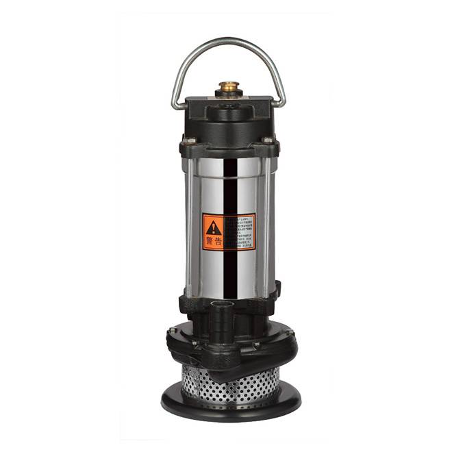 Best submersible water pump QDX-S