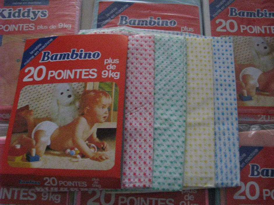 Disposable PVC Baby Diapers/for new diaper baby Featured Image