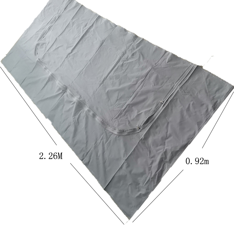 China Wholesale Non-Sterile Isolation Gown Manufacturers - Disposable pvc body bags for Dead Body – Tengxing