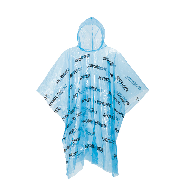 China Wholesale Mens Poncho Pricelist - Disposable Full Printing PE Poncho – Tengxing