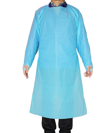 China Wholesale Sms Isolation Gown Quotes - disposable gown with AAMI level 3 – Tengxing