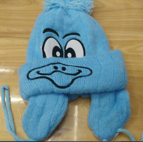 China Wholesale Baby Blanket Boy Factories - Knitting Hat Baby Hat Animal Hats – Tengxing