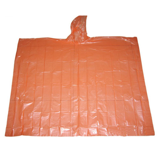 China Wholesale Reusable Rain Poncho Wholesale Quotes - Adult Disposable Plastic reflective raincoat poncho for rain – Tengxing