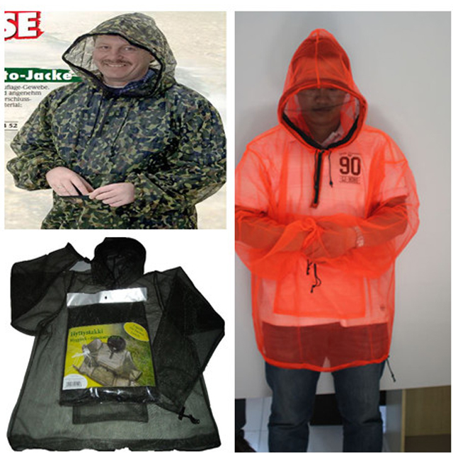 Cheapest Polyester Mosquito Jacket