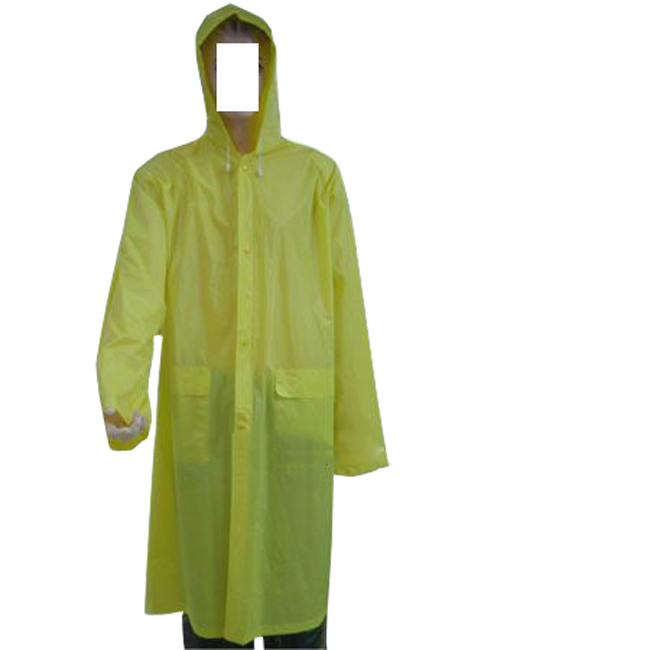China Wholesale Adult Polyester Raincoat Suit Factories - Top quality reusable PVC Raincoat for travelling – Tengxing