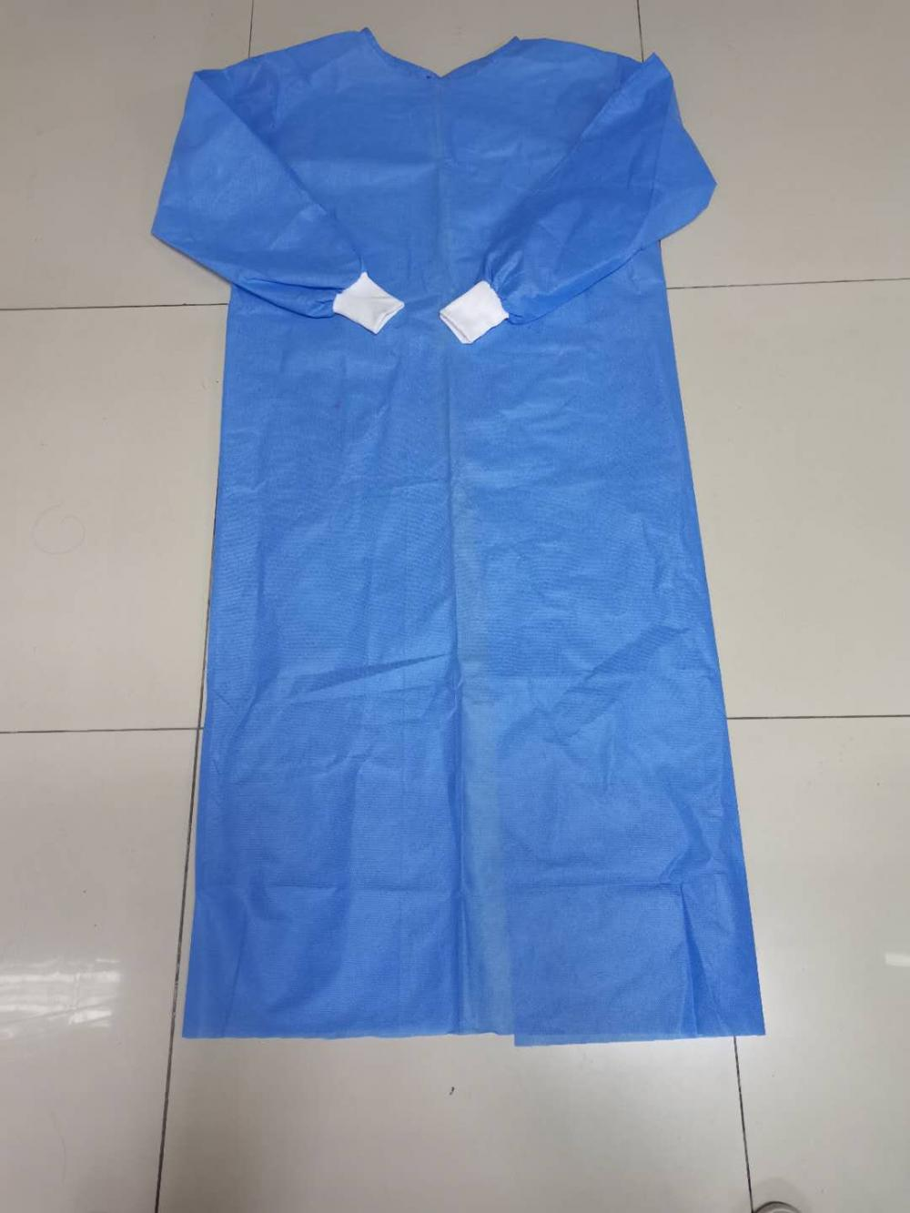China Wholesale Non Woven Gowns Quotes - SMS protective gown level2 passed – Tengxing