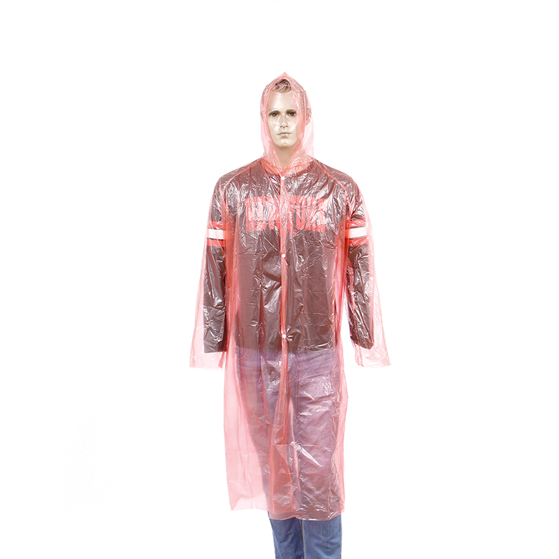 China Wholesale Pvc Rainwear Quotes - Protective coverall raincoat disposable – Tengxing