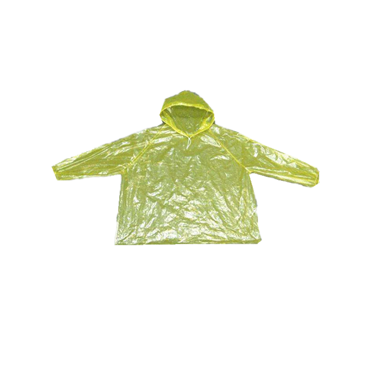 China Wholesale Keychain Poncho Raincoat Ball Pricelist - Export  to Europe Children disposable rain poncho – Tengxing