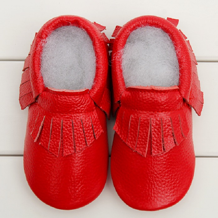 China Wholesale Baby Socks Shoes Quotes - Quality Genuine Leather Baby Moccasins Shoes Wholesale – Tengxing