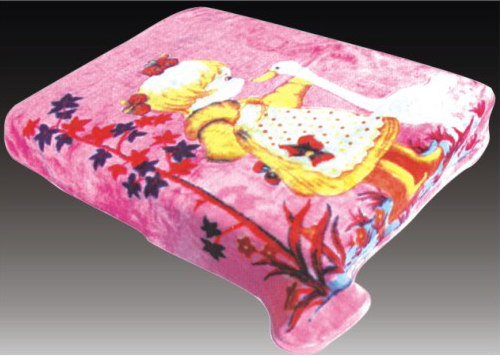 Hot selling polyester baby blanket Featured Image