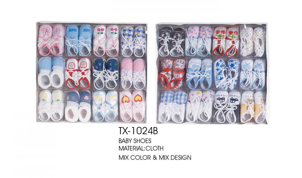 China Wholesale Baby Crawling Mat Suppliers - Africa soft fashion shoes for pre-walker – Tengxing