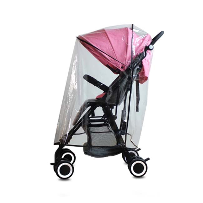 China Wholesale Baby Wrap Suppliers - Universal Single Stroller Waterproof Rain Cover/Wind Shield – Tengxing