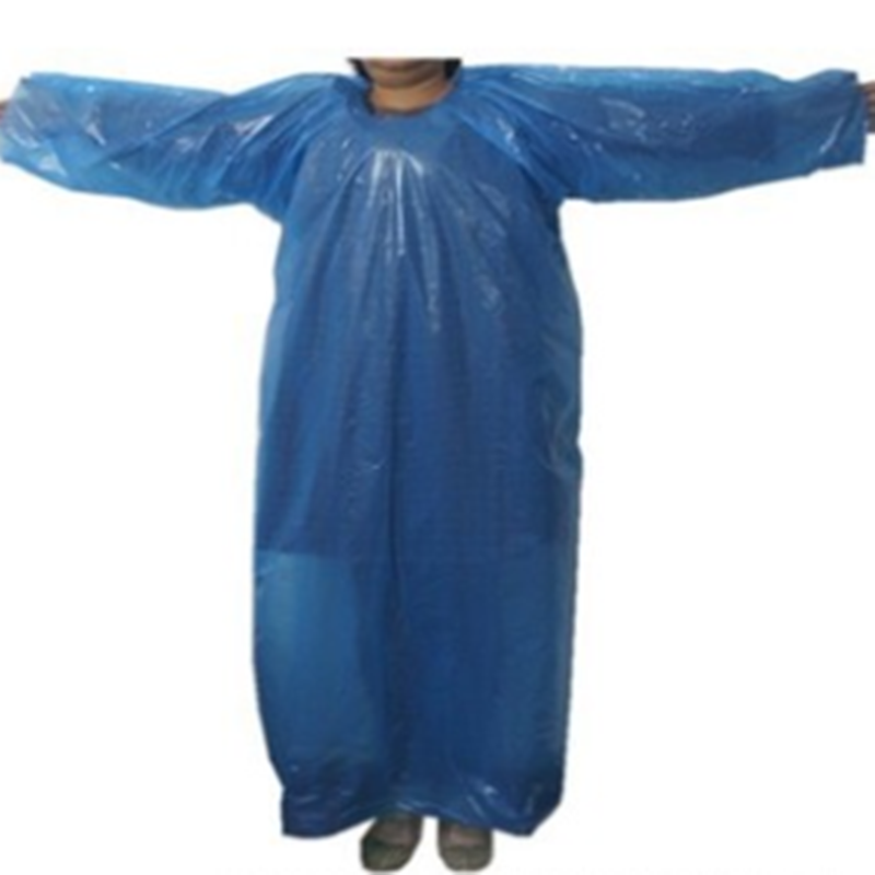 China Wholesale Pe Raincoat Suppliers - Stock LDPE Disposable  Raincoat – Tengxing