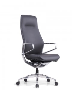 High Back Fixed Armrest Boss Chair