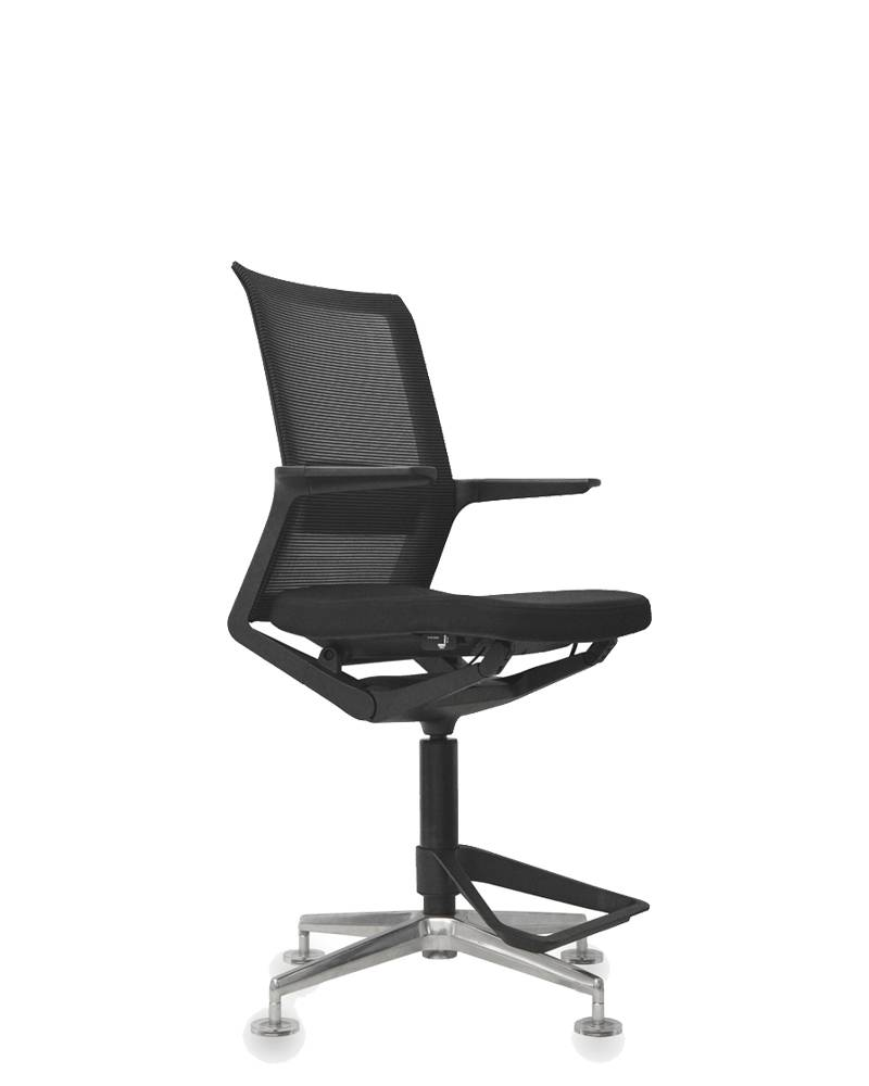 Good Wholesale Vendors Upholstered Desk Chair - WING-A2 – GOODTONE