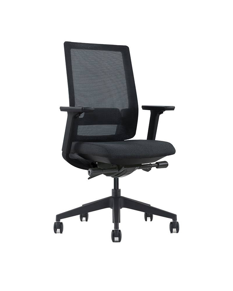 Factory wholesale Design High-Back Swivel Chair - VIX – GOODTONE