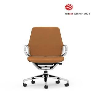 Mid Back Luxury Computer Swivel Chair