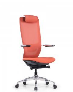 Popular Fix Arm High Back Swivel Chair