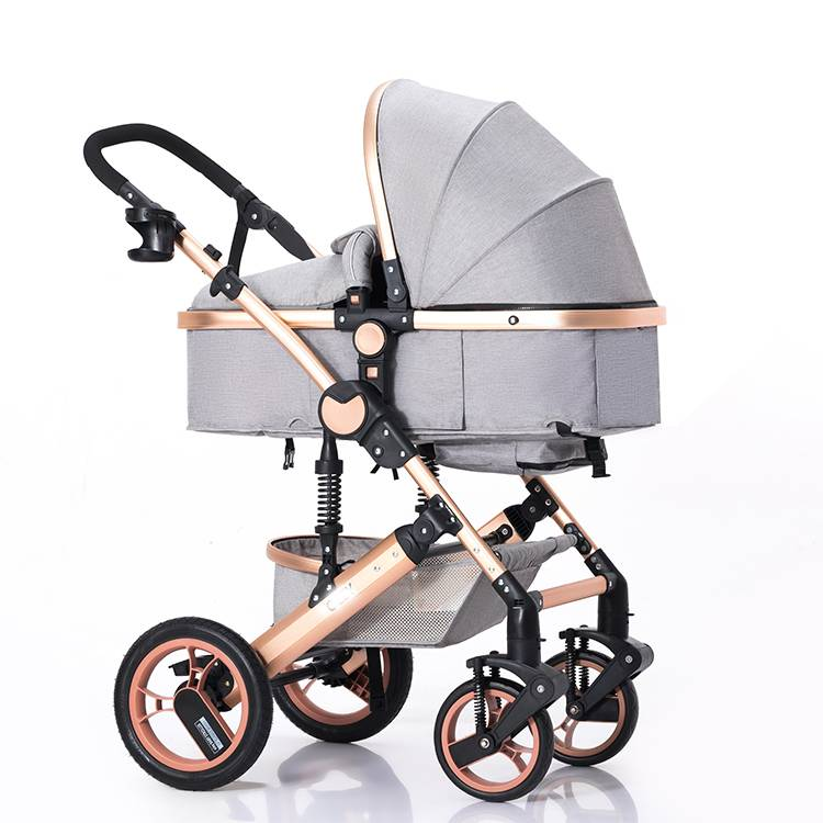 Airline foldable baby pram carriage/cheap prams online/baby stroller one hand fold light foldable stroller