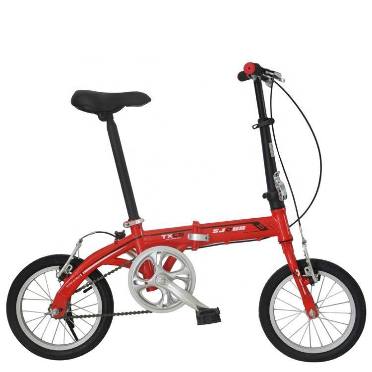cheap folding mountain bike/china mini folding bike/titanium folding bicycle frame Featured Image