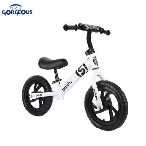 Factory wholesale kids bike 16 inch 10 12 inch boys toddler push bikes for kids balance bike