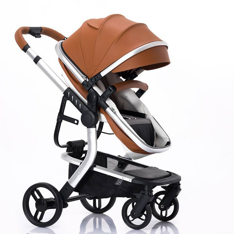 strollers 3 in 1 luxury baby stroller with car ...