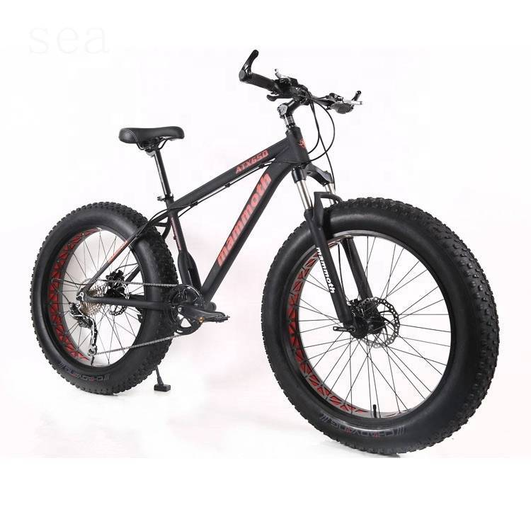 Chinese supplier OEM Offered 26 inch snow bike /fat bicycle/ high quality mountain bike