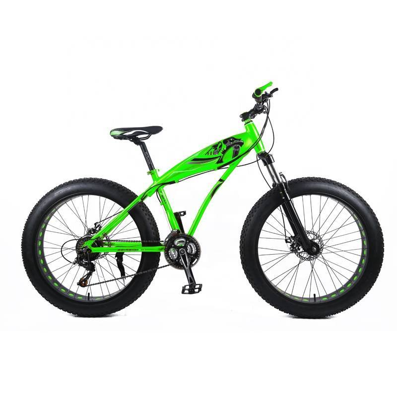 Hot sale fat tire cheap mountain bike/fat tire bicycle MTB bike/24 inch 7 speed bike fat