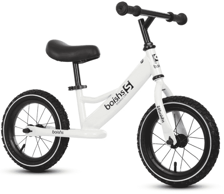 aluminium alloy frame kids balance bike with real suspension
